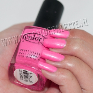 Color Club - Electro Candy - Swatches