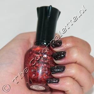 Kleancolor - Classics - 2.2 Tango - Swatch Black - 2012-10-18-100690