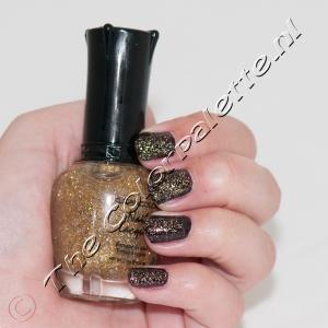 Kleancolor - Classics - 24 Carat - Swatch Black - 2012-12-21-101031