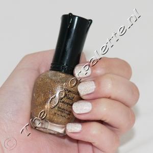 Kleancolor - Classics - 24 Carat - Swatch White - 2012-12-21-101060